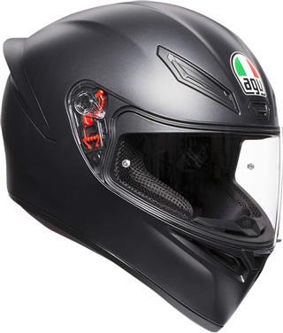 AGV K1 Helmet (Small-Medium) (Matte Black)