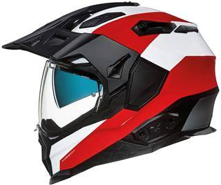 NEXX X.WED 2 Duna Red White Motorcycle-Helmet