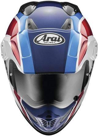 Arai XD4 Depart Blue Helmet