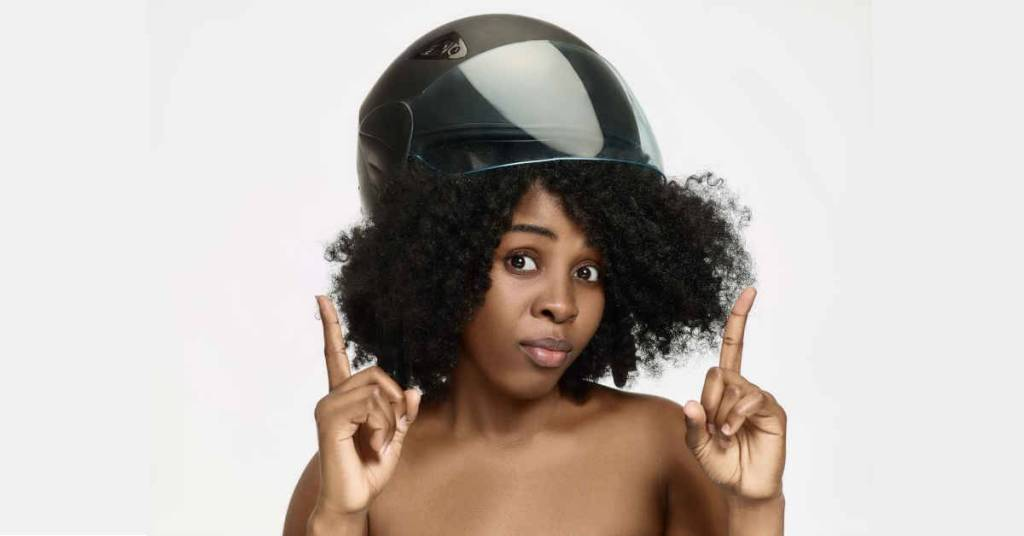 Wear a Helmet without Messing up Hair