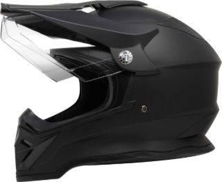 GDM DK650 Dual Sport Motorcycle Helmet