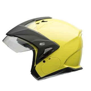 Bell Mag9 Open Face Motorcycle Helmet