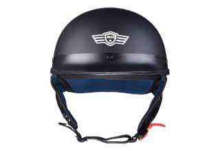 AHR Run C Half Face Motorcycle Helmet