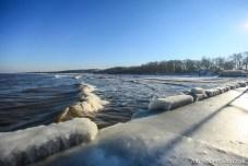 Zima w Niechorzu fot. Robert Dajczak © www.agencjafilmoward.pl