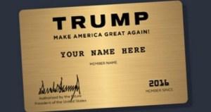 trumpgoldcard