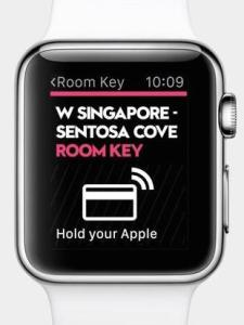 SPG RoomKey Apple Watch