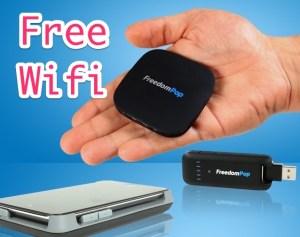 free wifi freedom pop device