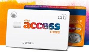Citi-att-access-more-card