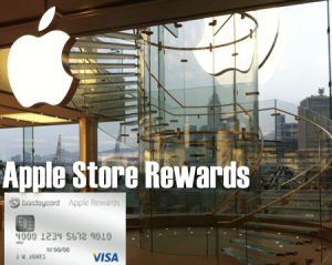 Apple store rewards