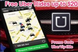 Uber free ride share promo code