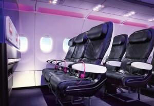 virginamerica mood lit seats