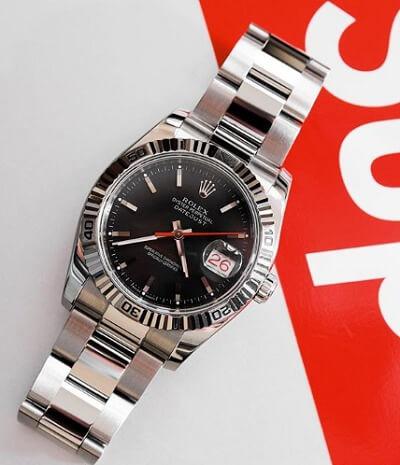 ロレックスデイトジャスト116264の買取価格の最高値は?ターノグラフは売ると売却相場の金額はいくらぐらいになる?