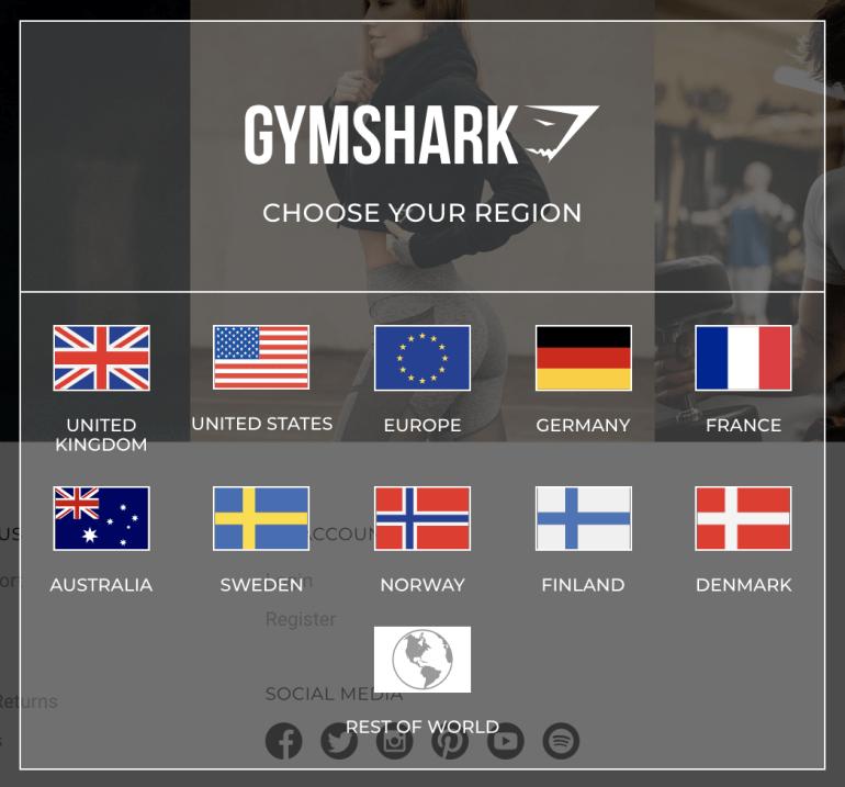 Gymshark choose your region.png