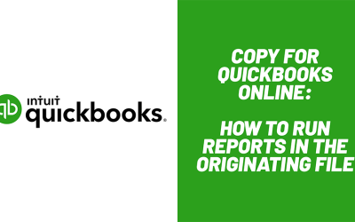 How to Run Reports on QuickBooks Online