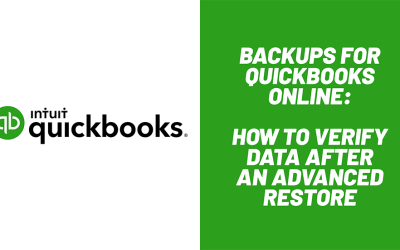 Using Rewind Advanced Restore on QuickBook Online Files
