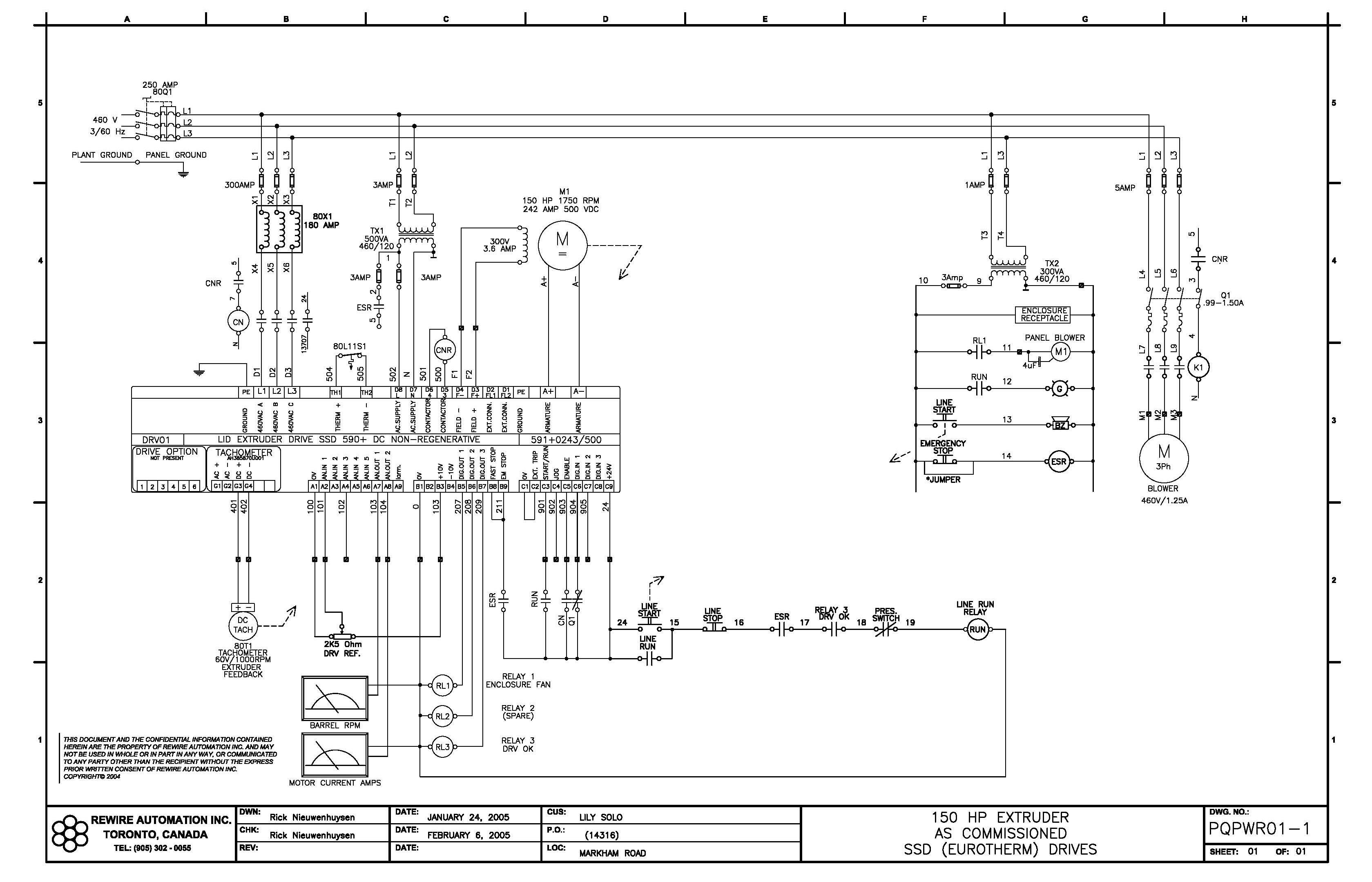 Rewire Automation Inc