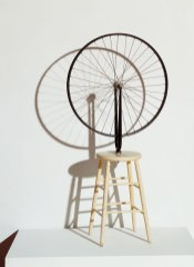 Duchamp - Bicycle Wheel