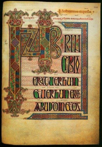 Illuminated manuscript 2