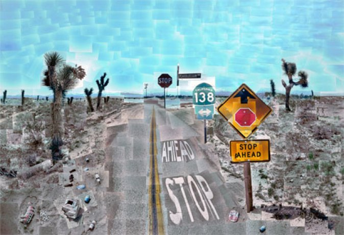 Pearblossom Highway @www.hockneypictures.com