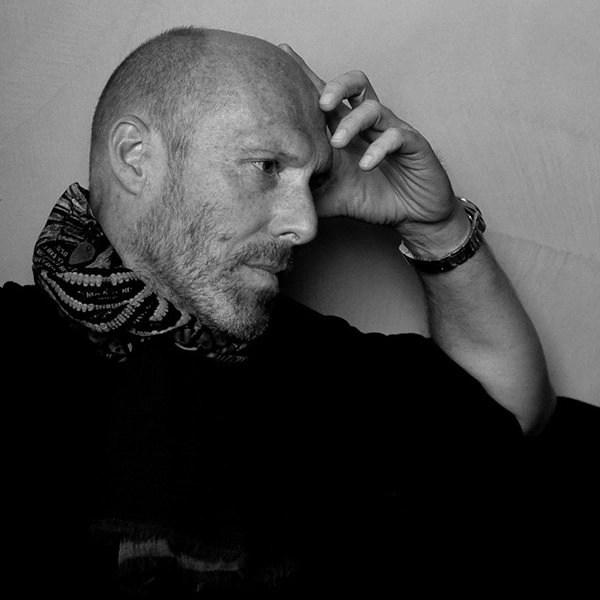 portrait of Christophe Pillet