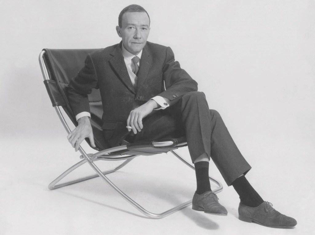 portrait of Pierre Guariche
