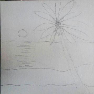 Stage 1: Basic sketch