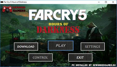Far Cry 5 PC Menu Download Games