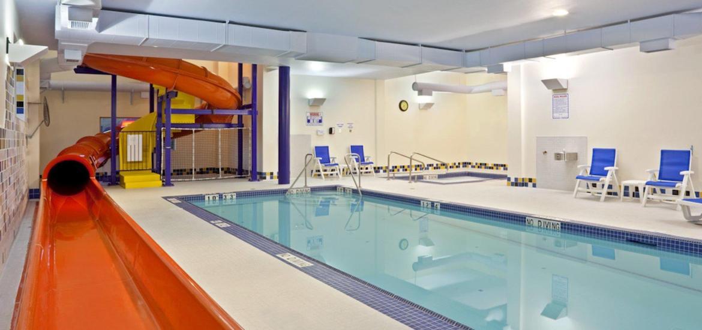 Pool at Bayview Hotel