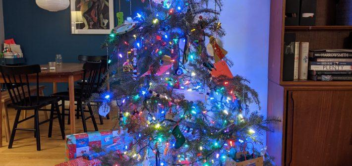 Pandemic Christmas Tree