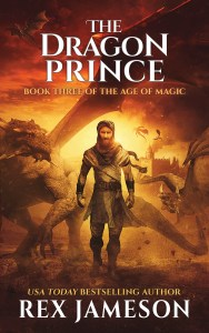The Dragon Prince - eBook small