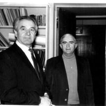 П. Мельник та І. Лученко, 80-ті роки