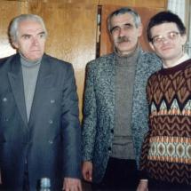 М. Находкін, І. Коваль, М. П'ятницький, 90-ті роки