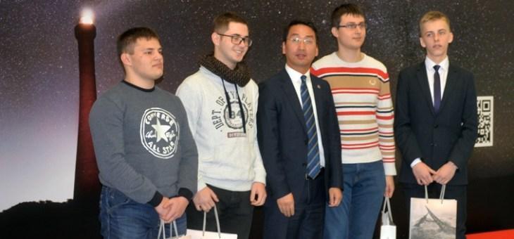 Другий клас мережевої академії Huawei