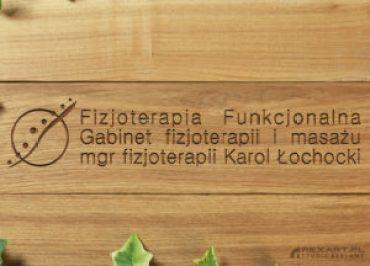 Logo Fizjoterapia