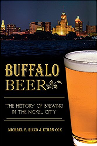 Cover of Buffalo Beer: The History of Brewing in the Nickel City