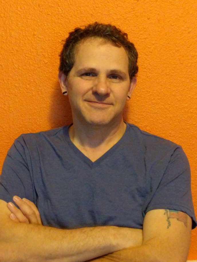 Author Michael F. Rizzo