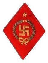 russian swastika 1919 1920 cav