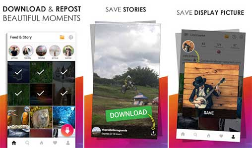 I downloaded quite a a lot. Swiftsave Downloader For Instagram 3 0 Apk Mod For Android