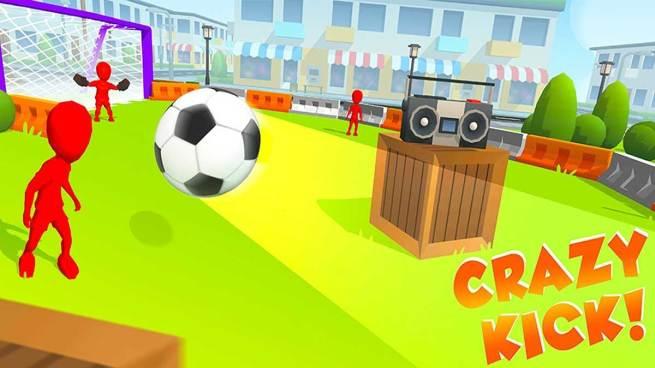 Crazy Kick Mod APK