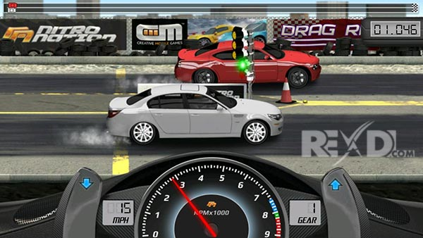 Drag Racing Android