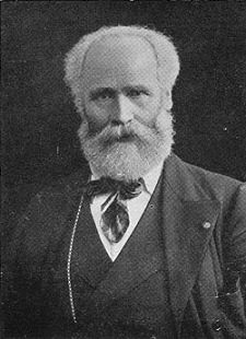Kier Hardie, one of the first Labour MPs