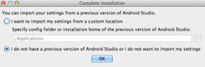 Complete Installation Of Android Studio