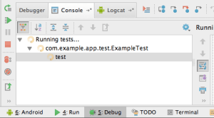 Unit Testing In Android Studio