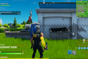 SHADOW Safe Houses for Fortnite Season 2 challenges