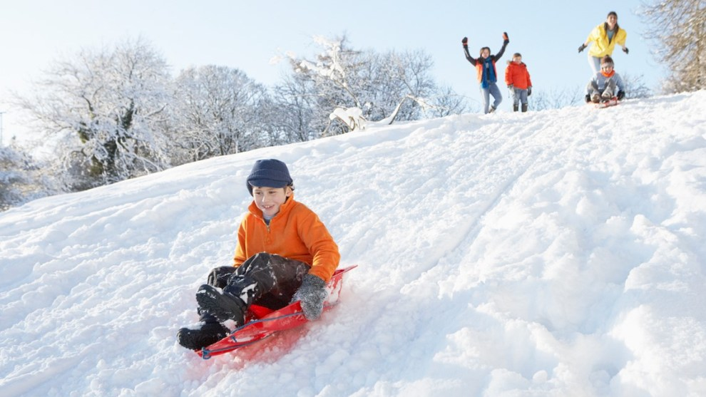 Top 10 Northeast Ohio sledding locations as suggested by 3News viewers