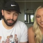 Baker Mayfield and wife, Emily, report possible UFO sighting in Texas: Here