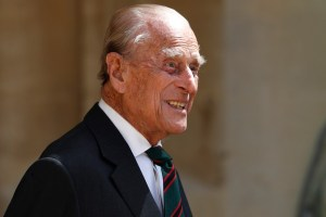 Palace: Prince Philip has successful heart procedure two weeks into hospital stay