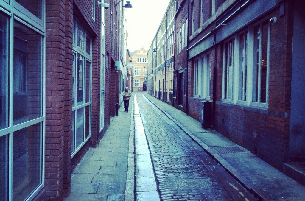 Old Town Hull: A Forgotten Corner