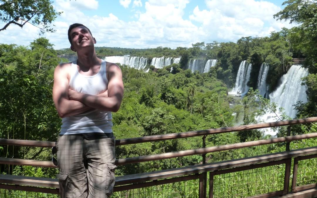 Puerto Iguazu – Argentinian side of Iguazu Falls