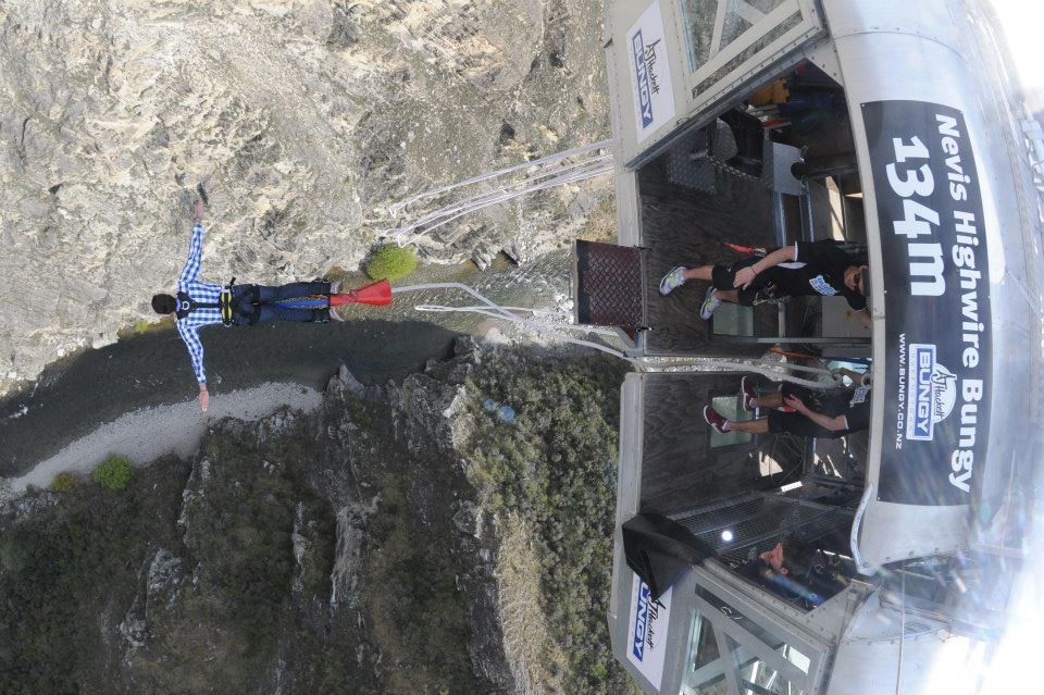 Nevis Bungee Jump, Traveliversary